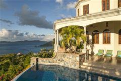 Luxury properties Rotunda - gated estate in Upper Peter Bay