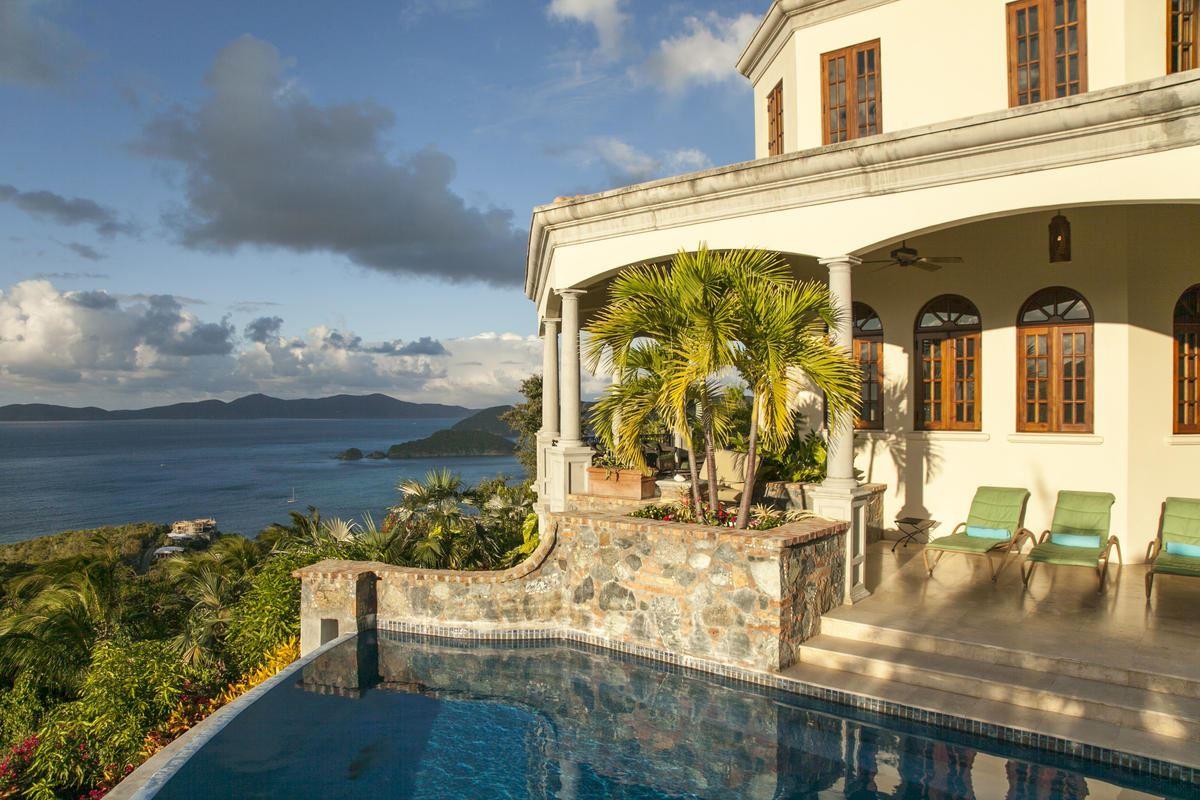 Luxury homes in Rotunda - gated estate in Upper Peter Bay