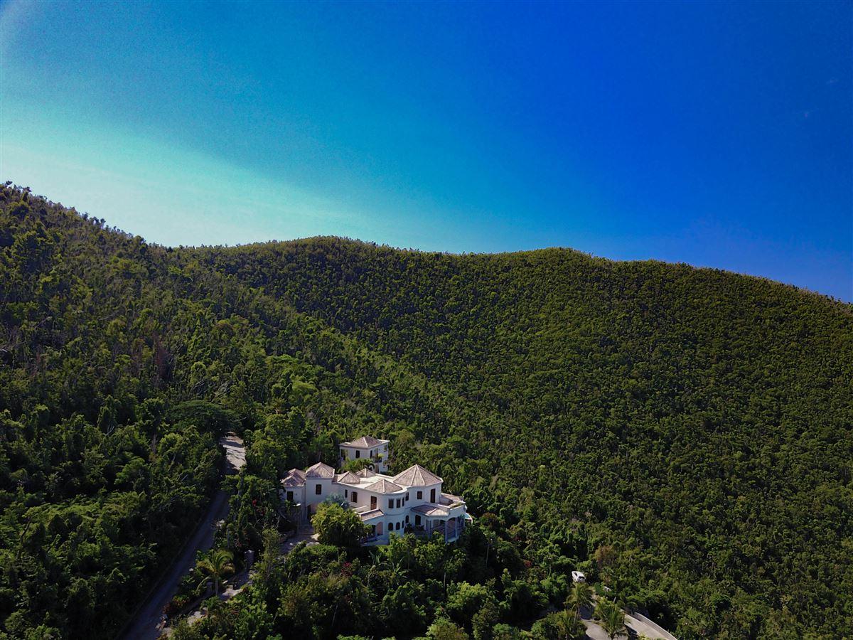 Rotunda - gated estate in Upper Peter Bay  luxury homes