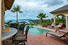 Luxury homes in Villa Peace and Plenty in st john