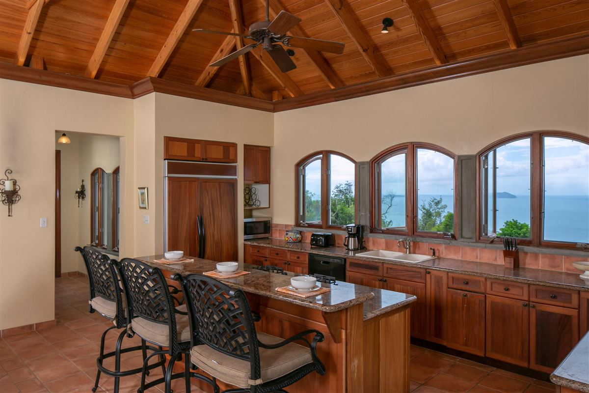 Luxury real estate Villa Peace and Plenty in st john