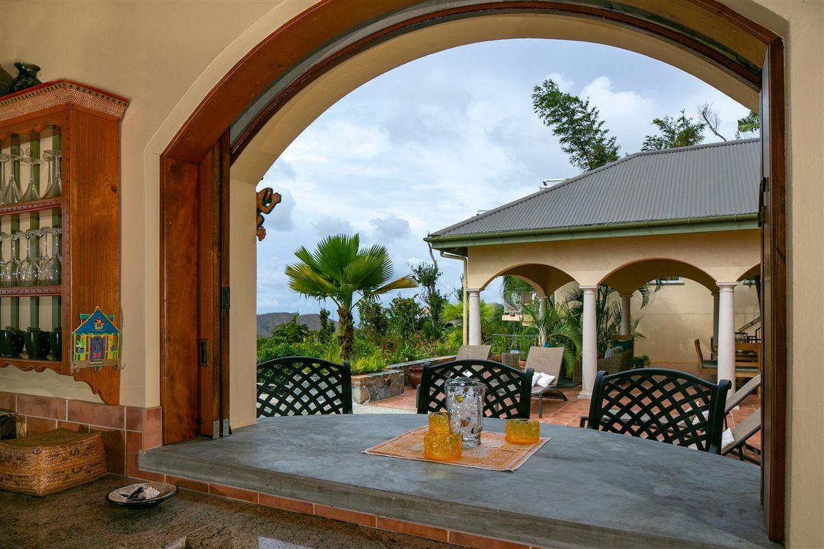 Villa Peace and Plenty in st john luxury real estate