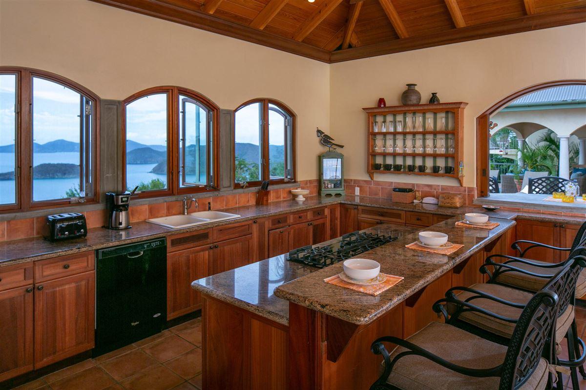Mansions Villa Peace and Plenty in st john