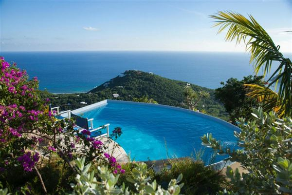 Luxury homes Ultimate privacy in st john