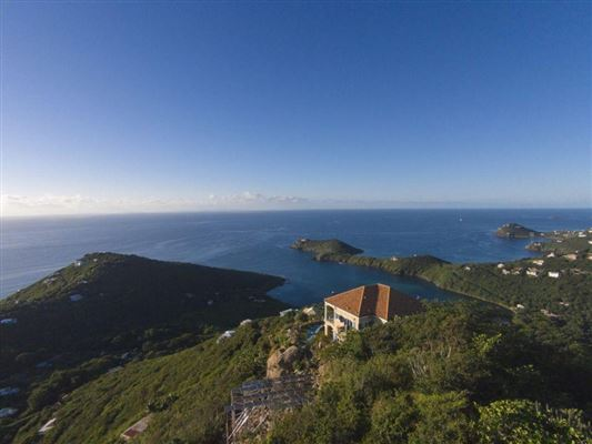 Ultimate privacy in st john luxury real estate