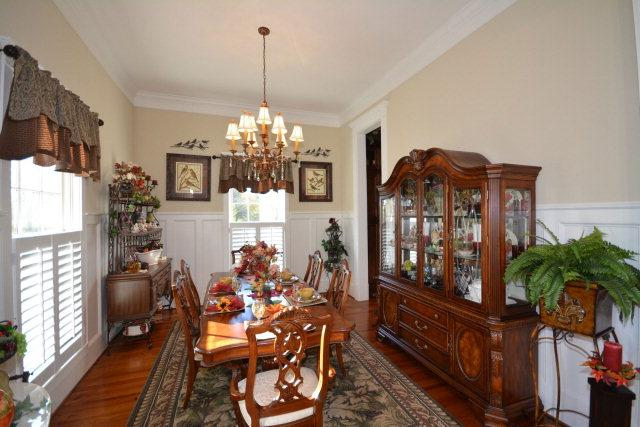 Luxury real estate Antebellum Charmer on Savannah River