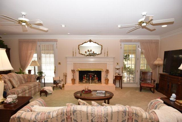 Southern Estate on 18 Acres luxury real estate