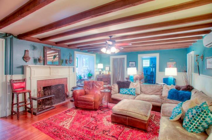 Historic Sand Hills Cottage luxury properties