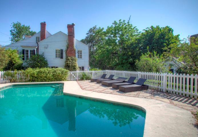 Historic Sand Hills Cottage luxury real estate