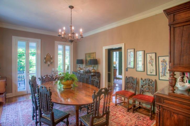 Historic Sand Hills Cottage luxury homes