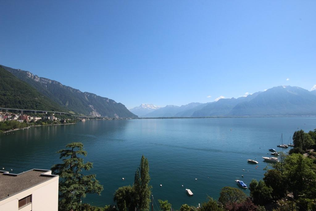 Luxury homes privileged property in Montreux