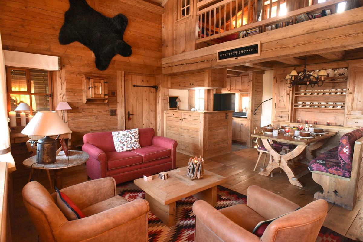 Luxury homes Chalet Verbier