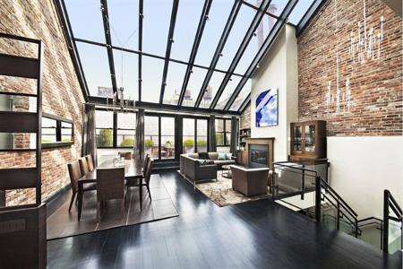 Living On Top Of The World The Luxury Penthouse