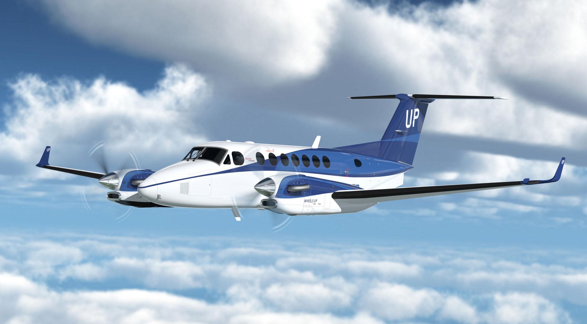 Wheels Up Private Jet Membership